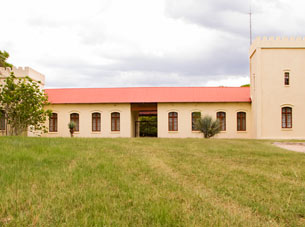 Image result for das alte fort museum grootfontein