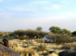 Garas Park Rest Camp