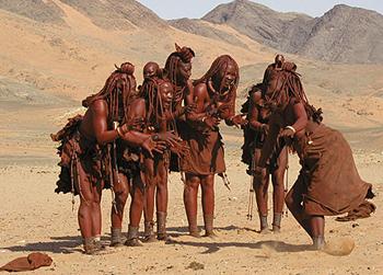 himba-tribe